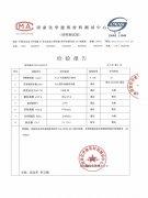 导热ballbet官方网址西甲赞助商ballbet检测报告(2)